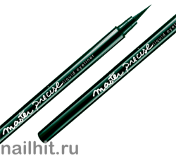 MAYB Подводка для глаз Master Precise (фломастер), тон Зеленый