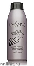 4504 LeviSsime Lash Activator Оксидант 1,8% для разведения краски 90мл (Кремовая эмульсия)
