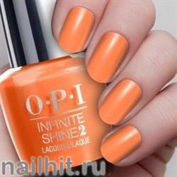 L06 OPI Лак для ногтей Infinite Shine Endurance Race to the Finish 15мл