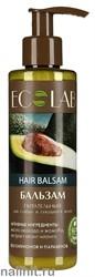 """430410 ECOLAB Бальзам для волос """"Питательный""""  Для слабых и секущихся волос 200мл"""
