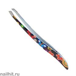 1039 Solinberg Пинцет «Скошенный» 251-G77J