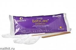 7315 BALBCARE Перчатки для бразильского маникюра (Набор, 1пара)