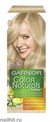 Garnier Краска для волос Колор Нэчралс 10.1 Перламутровый блонд (Белый песок)