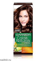Garnier Краска для волос Колор Нэчралс 3.23 Темный шоколад