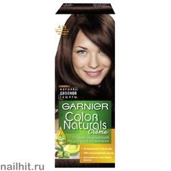 Garnier Краска для волос Колор Нэчралс 4.15 Морозный каштан