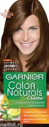 Garnier Краска для волос Колор Нэчралс 4.3 Золотистый каштан
