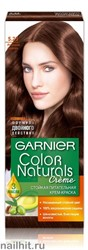 Garnier Краска для волос Колор Нэчралс 5.23 Розовое дерево