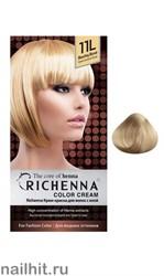 RICHENNA № 11L Крем-краска для волос с хной Яркий светлый блонд