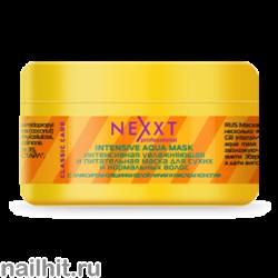 7143 NEXXT 211433 Маска для волос Интенсивная увлажняющая и питательная для сухих и нормальных волос 200мл