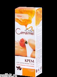 20257 ЭЛЬФА Caramel Крем для депиляции зоны бикини и подмышек 100мл