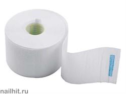 01-001 Dewal Воротнички бумажные с синей липучкой 100шт