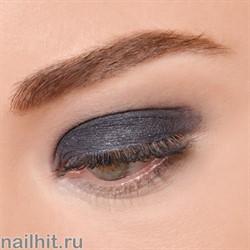 83970 LIMONI Тени для век Eye-Shadow 20 черный искрящийся