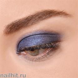 83974 LIMONI Тени для век Eye-Shadow 24 синий сатин