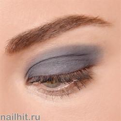 97091 LIMONI Тени для век Eye-Shadow 28 темно-серый
