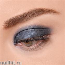 97306 LIMONI Тени для век Eye-Shadow 69 матовый, черный