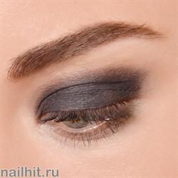 97311 LIMONI Тени для век Eye-Shadow 74 матовый, черный