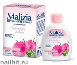 019632 Malizia Гель для интимной гигиены CALENDULA&ALOE 200мл 184131
