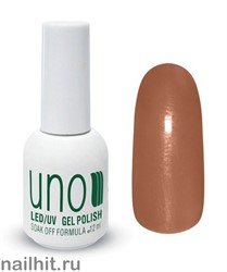 L8 Гель-лак UNO Ириска Limited Edition 12ml (Пастельный, карамельный оттенок, без перламутра)