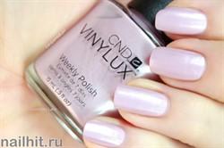 216 VINYLUX CND Lavender Lace (Коллекция Flirtation) ЛЕТО 2016