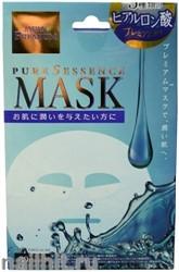 010034 JAPAN GALS Premium Маска для лица с тремя видами гиалуроновый кислоты 30шт