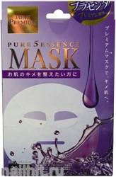 010027 JAPAN GALS Premium Маска для лица с тремя видами плаценты 30шт