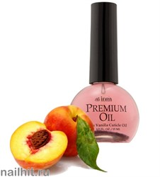 7621 INM Premium Oil Масло для ногтей и кутикулы Персик 15мл