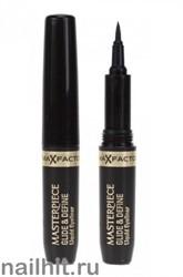 "MaxFactor  Подводка для глаз  ""Masterpiece High Precision Liquid Eyeliner""   Тон  velvet black"