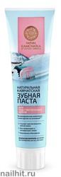 36619 NS Natura Kamchatka Паста зубная для чувствительных зубов 100мл