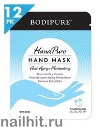 BODIPURE Омолаживающая маска-перчатки для рук 1пара