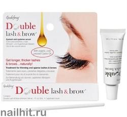 8285 Godefroy 601 Масло-активатор роста бровей и ресниц (натуральная формула) Eyebrow Double Lash&Brow Organic Oil