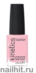 058 Kinetics SolarGel Delicate Lace Лак гелевый для ногтей 15мл (Стойкий, БЕЗ уф-лампы)