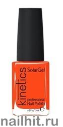 072 Kinetics SolarGel Flaming Flame Лак гелевый для ногтей 15мл (Стойкий, БЕЗ уф-лампы)