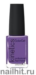 089 Kinetics SolarGel Purple Madness Лак гелевый для ногтей 15мл (Стойкий, БЕЗ уф-лампы)