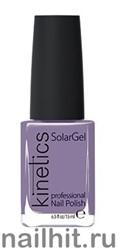 113 Kinetics SolarGel Mysterious Cloud Лак гелевый для ногтей 15мл (Стойкий, БЕЗ уф-лампы)