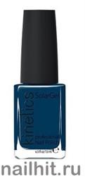 114 Kinetics SolarGel My Blue Heaven Лак гелевый для ногтей 15мл (Стойкий, БЕЗ уф-лампы)
