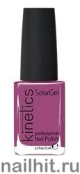 156 Kinetics SolarGel Bon Paris Лак гелевый для ногтей 15мл (Стойкий, БЕЗ уф-лампы)