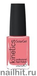 157 Kinetics SolarGel Rosebud Лак гелевый для ногтей 15мл (Стойкий, БЕЗ уф-лампы)
