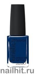 159 Kinetics SolarGel Blue Лак гелевый для ногтей 15мл (Стойкий, БЕЗ уф-лампы)