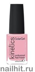 190 Kinetics SolarGel Pink Twice Лак гелевый для ногтей 15мл (Стойкий, БЕЗ уф-лампы)