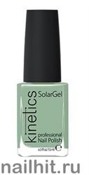 201 Kinetics SolarGel Tiffany Лак гелевый для ногтей 15мл (Стойкий, БЕЗ уф-лампы)