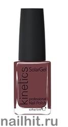 204 Kinetics SolarGel Purse Лак гелевый для ногтей 15мл (Стойкий, БЕЗ уф-лампы)