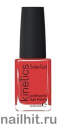 206 Kinetics SolarGel So Coral Лак гелевый для ногтей 15мл (Стойкий, БЕЗ уф-лампы)