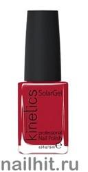 257 Kinetics SolarGel City Queen Лак гелевый для ногтей 15мл (Стойкий, БЕЗ уф-лампы)