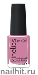 280 Kinetics SolarGel French Lilac Лак гелевый для ногтей 15мл (Стойкий, БЕЗ уф-лампы)