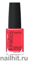 281 Kinetics SolarGel Expensive Pink Лак гелевый для ногтей 15мл (Стойкий, БЕЗ уф-лампы)