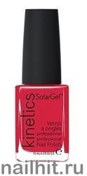 335 Kinetics SolarGel One Night girl Лак гелевый для ногтей 15мл (Стойкий, БЕЗ уф-лампы)