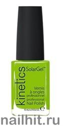 339 Kinetics SolarGel Sambadrome Лак гелевый для ногтей 15мл (Стойкий, БЕЗ уф-лампы)