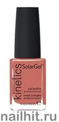 342 Kinetics SolarGel Satin Cold Лак гелевый для ногтей 15мл (Стойкий, БЕЗ уф-лампы)