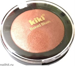 05072 KiKi Румяна запеченые BAKED Blash 507 бронзовый