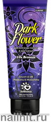4122 SolBianca Dark Flower 125мл 8822 Крем для загара с бронзатором